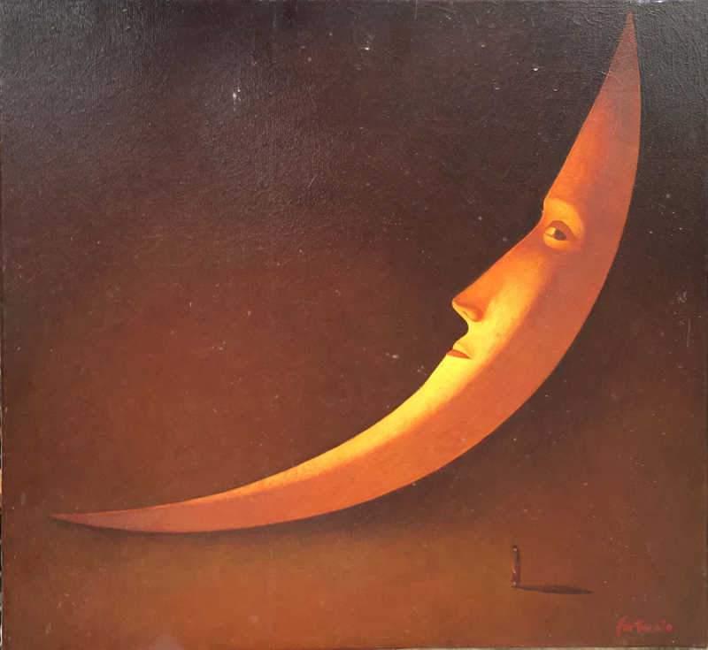 La luna dei poeti