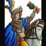 Lo stanco cavaliere